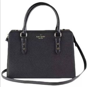 Authentic Kate Spade  Leather Satchel Handbag